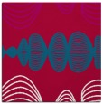 rug #892856 | square red circles rug