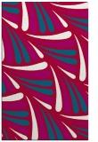 rug #892944    red retro rug