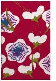 rug #893024 |  red gradient rug