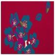 rug #893096 | square red natural rug