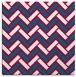 rug #894056 | square red retro rug