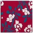 rug #894076 | square red natural rug