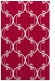 rug #894084 |  red rug