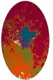 rug #894420 | oval rug