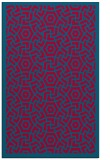 spokes rug - product 895525