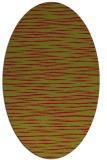 rug #895902 | oval popular rug