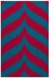 rug #896509 |  blue-green graphic rug