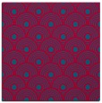 rug #897221 | square blue-green rug