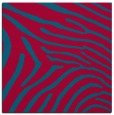 rug #898861   square blue-green rug