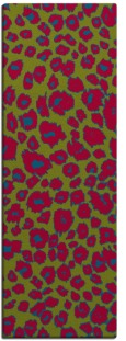 Leopard rug - product 900119