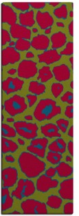 Spots rug - product 900539
