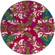 rug #900916 | round abstract rug