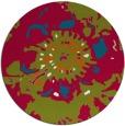 rug #901296 | round natural rug