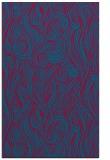 rug #902229 |  blue-green abstract rug