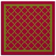 rug #902383   square borders rug