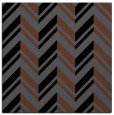 rug #902573   square black graphic rug