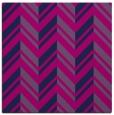rug #902601 | square blue rug