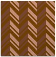 rug #902709 | square brown graphic rug