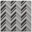 rug #902777   square orange rug