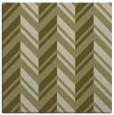 rug #902905 | square light-green rug