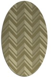rug #903258 | oval stripes rug