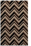 rug #903297    black stripes rug