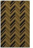 rug #903305 |  black stripes rug