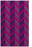 rug #903321 |  pink graphic rug