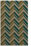 rug #903401 |  brown stripes rug