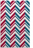 rug #903405 |  red graphic rug