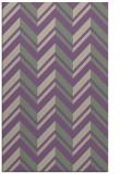 rug #903469 |  purple stripes rug