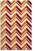 rug #903489 |  orange popular rug