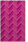 rug #903501    pink stripes rug