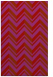 rug #903545 |  red graphic rug