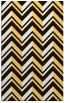 rug #903597 |  brown graphic rug