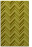 rug #903613 |  light-green stripes rug
