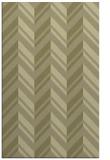 rug #903617    light-green stripes rug