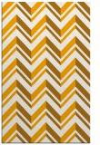 rug #903629 |  light-orange stripes rug