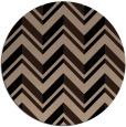 rug #903657   round beige graphic rug