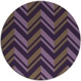 rug #903886 | round stripes rug