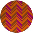 rug #903917 | round graphic rug