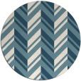 rug #903941 | round white rug