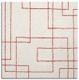 rug #904613 | square red rug