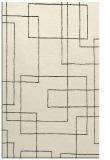 rug #905109 |  black stripes rug