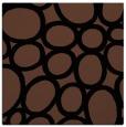 rug #906181 | square brown circles rug