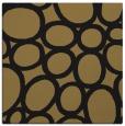 rug #906193 | square brown circles rug