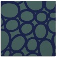 rug #906205 | square blue abstract rug
