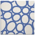 rug #906213 | square blue abstract rug