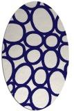 rug #906632   oval abstract rug