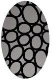 rug #906702 | oval circles rug